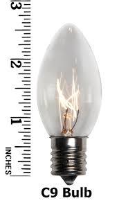 c9 light bulb c9 twinkle clear light bulbs