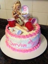 Liquor Bottle Cake Decorations Made This Cake For My Son U0027s 21st Birthday Gift Ideas