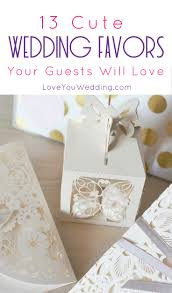wedding favors for guests 13 wedding favors your guests will you wedding