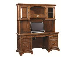 highland court addams 66 inch credenza and hutch with 3 adjustable