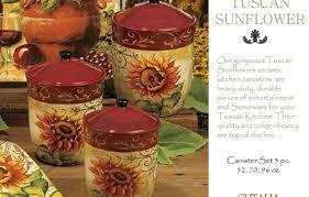 tuscan kitchen canister sets kitchen decoration sets mada privat