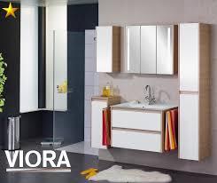badezimmer fackelmann fackelmann badmöbel viora weiß pinie set 3 mit glasbecken
