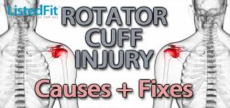 Rotator Cuff Injury From Bench Press Rotator Cuff Injury Causes And Fixes Listedfit Com