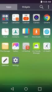 lg home launcher apk lg s home 4 0 launcher brings the app drawer back to the g5