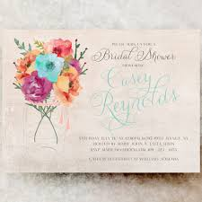 mint to be bridal shower rustic bridal shower invitation floral bridal shower invitation
