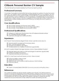 banking resume template banking cv sle colomb christopherbathum co