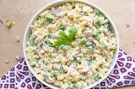 cold salads tri color pasta salad recipe courtney s sweets