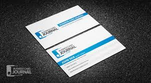 Minimal Business Card Designs Clean Minimal Corporate Business Card Template