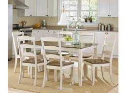 7 pc dining room set white 7 dining room set