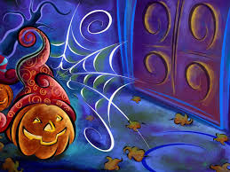 halloween colored background wallpaper 43 spooky and fun halloween wallpapers