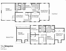 Floor Plan For 2 Story House Two Story House Plans Heavenly Kids Room Collection Fresh In Two