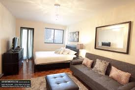Nyc Bedroom Furniture Studio Apartment Beautifully Furnished Studio Apartments In Nyc