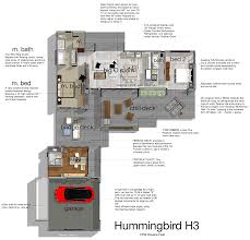 leap adaptive hummingbird prefab house