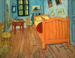 lunatica vincent gogh s bedroom in arles