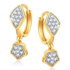 earrings online shopping buy meenaz bali earrings online best prices in india rediff