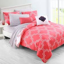 buy coral bedding sets full from bed bath u0026 beyond