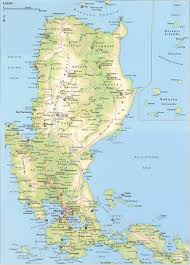 Map Of Phillipines Luzon Map Luzon Islands Map Luzon Map Of Philippines Luzon Map