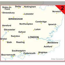 Birmingham England Map by Southeast England U0026 Midlands Birmingham Bristol London