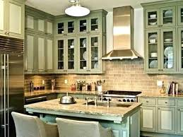 olive green kitchen cabinets olive green kitchen cabinets staggering paint ownself