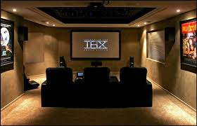Endearing Home Theatre Ideas Home Designs