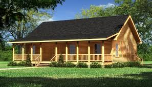 3 bedroom 2 bath log home plans