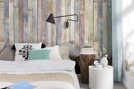 How To Whitewash Wood Paneling Komar 4 910 Vintage Wood 4 Panel Wall Mural Wallpaper Amazon Com