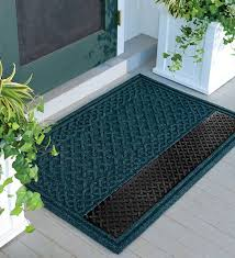 Exterior Door Mat Outdoor Entry Mats Tips On Choosing The Suitable Front Door Mat