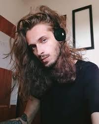 long hair on men over 60 guys with long hair guys with long hair pinterest guy long