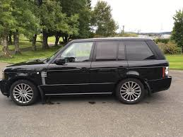range rover autobiography 2012 used 2012 land rover range rover tdv8 autobiography for sale in