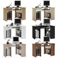 Corner Desk Beech Beech Corner Desk Ebay