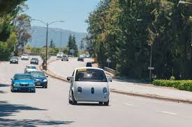 google u0027s driverless cars run into problem cars with drivers the