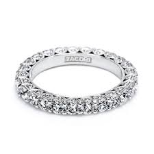 tacori wedding bands tacori 2598b 18 karat wedding band tq diamonds