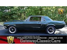 1968 Mustang Fastback Black 1968 Ford Mustang For Sale On Classiccars Com 131 Available