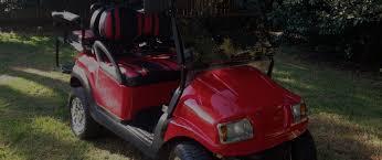 design your own golf cart custom golf carts cary cart co