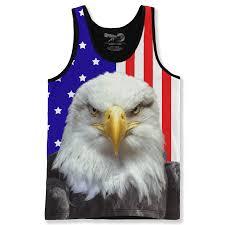 Bald Eagle On Flag Eagle Flag American Af Aaf Nation