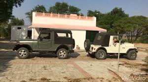 jonga jeep thar di vs thar crde youtube