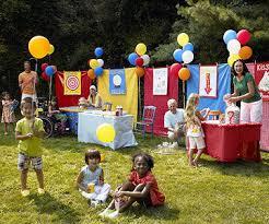 carnival birthday party carnival party host a backyard carnival bash