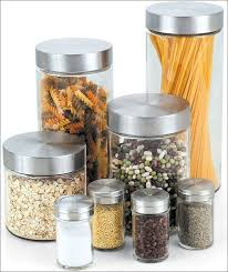 kitchen wonderful glass kitchen canister set ideas cylinder