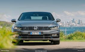 volkswagen passat r line blue volkswagen australia launches 8th generation passat vwvortex
