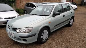 used nissan almera cars for sale drive24