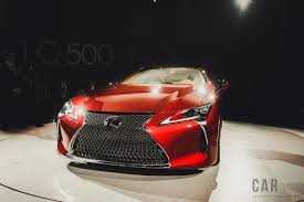 lexus lf lc review first look 2017 lexus lc 500 canadian auto review