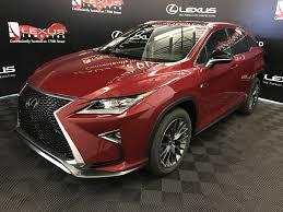 lexus red new 2017 lexus rx 350 4 door sport utility in edmonton ab l14102