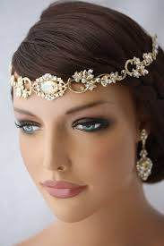forehead bands new vintage wedding forehead bands vintage wedding ideas