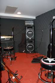 studio acoustics how to treat recording and live rooms