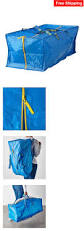 ikea packing cubes storage bags 43504 ikea x large zippered bags frakta blue storage