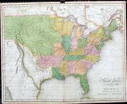 Map Of The Southern United States by South Carolina Maps