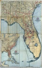 Florida East Coast Map by 80 Best Csx Seaboard Coast Line Atlantic Coast Line Railroad