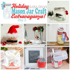 Mason Jar Crafts For Christmas Presents by Santa Hat Mason Jar Mason Jar Crafts Love
