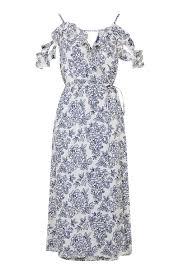 topshop dress floral midi dress dresses clothing midi dresses topshop and