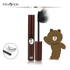aliexpress buy pnf 2017 sally duck brown bear mascara